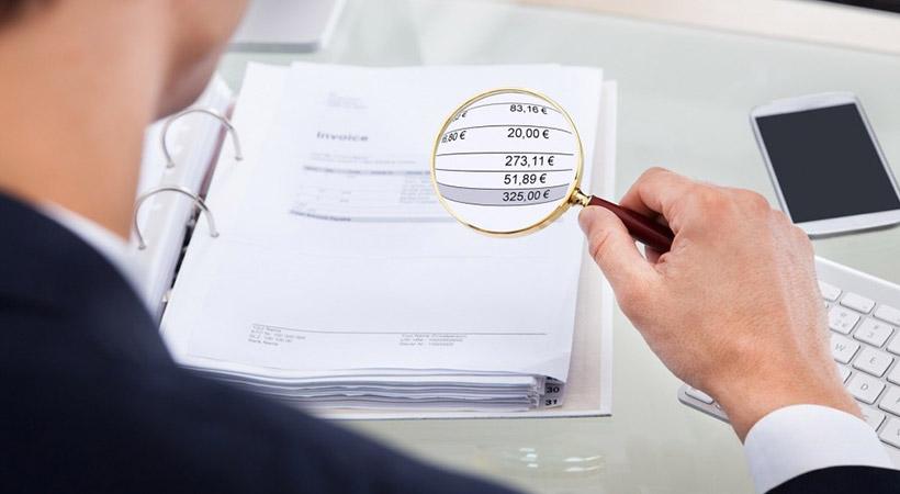 Преглед на финансови отчети